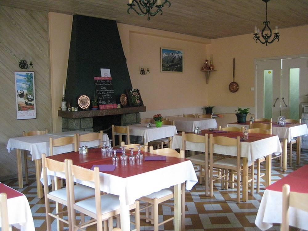 Restaurant l'Eterlou © Restaurant l'Eterlou