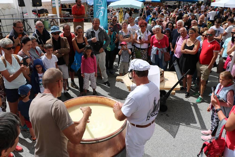 Village festival © OT Saint Sorlin d'Arves