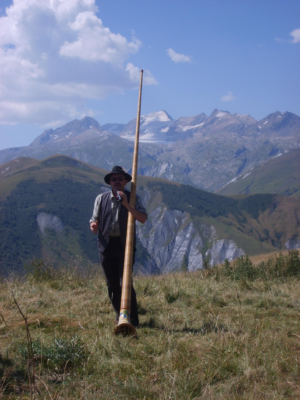 Alpage en fête Saint Jean d'Arves ©