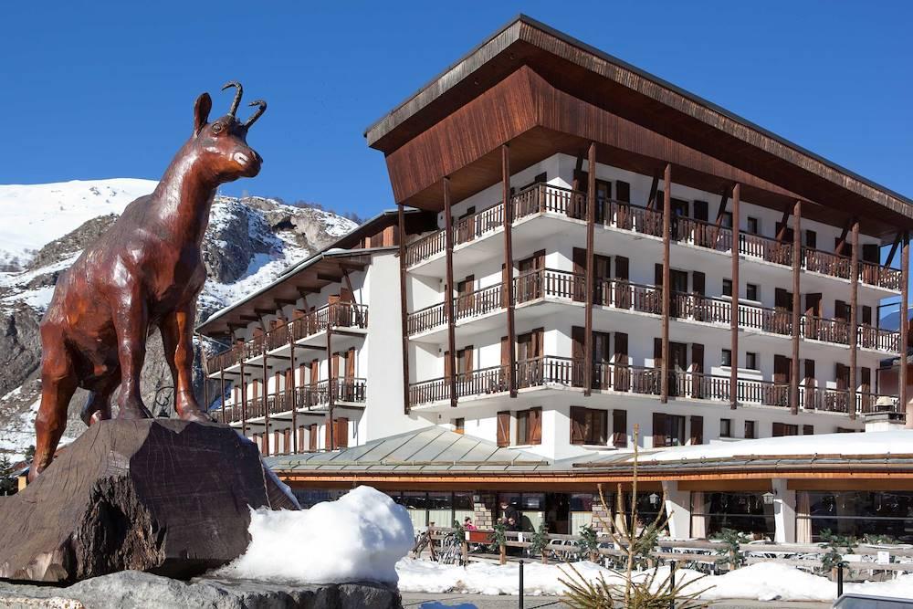 Le Grand Hotel © Le Grand Hotel/ Ot Valloire