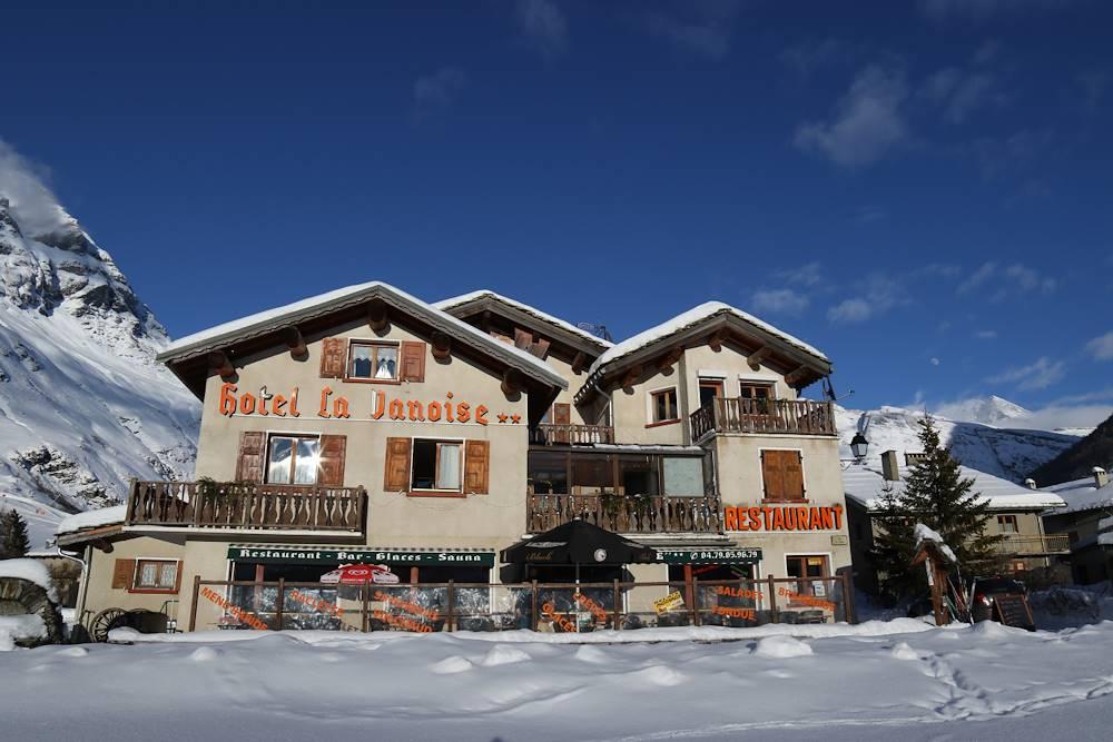 hotel-la-vanoise-bessans © Clappier