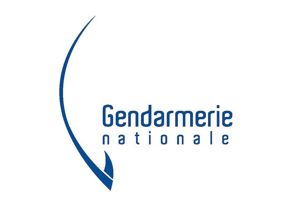 Gendarmerie Nationale © Logo officiel