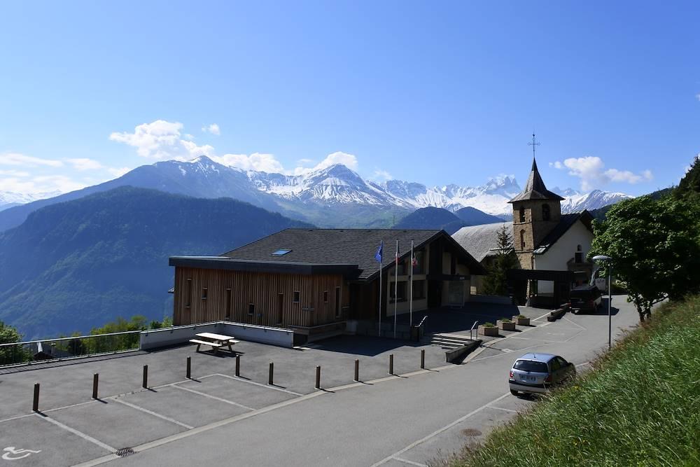 Mairie de Jarrier © Communauté de Communes Cœur de Maurienne Arvan
