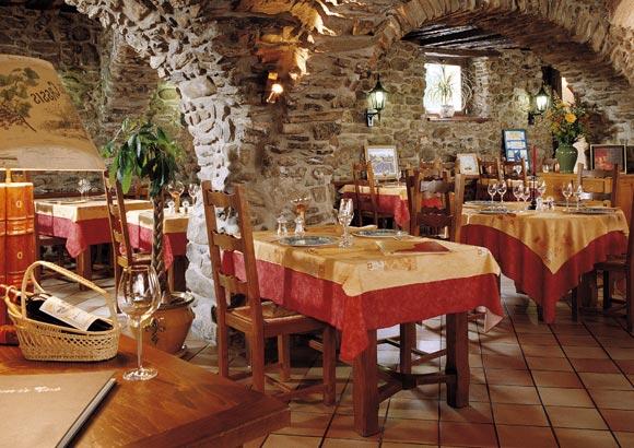 Restaurant de l'Hôtel du Nord Saint-Jean-de-Maurienne ©
