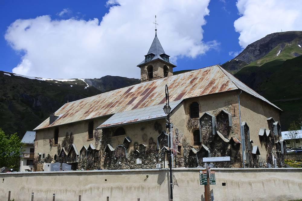 Eglise Saint-Sorlin-d'Arves © Communauté de Communes Cœur de Maurienne Arvan