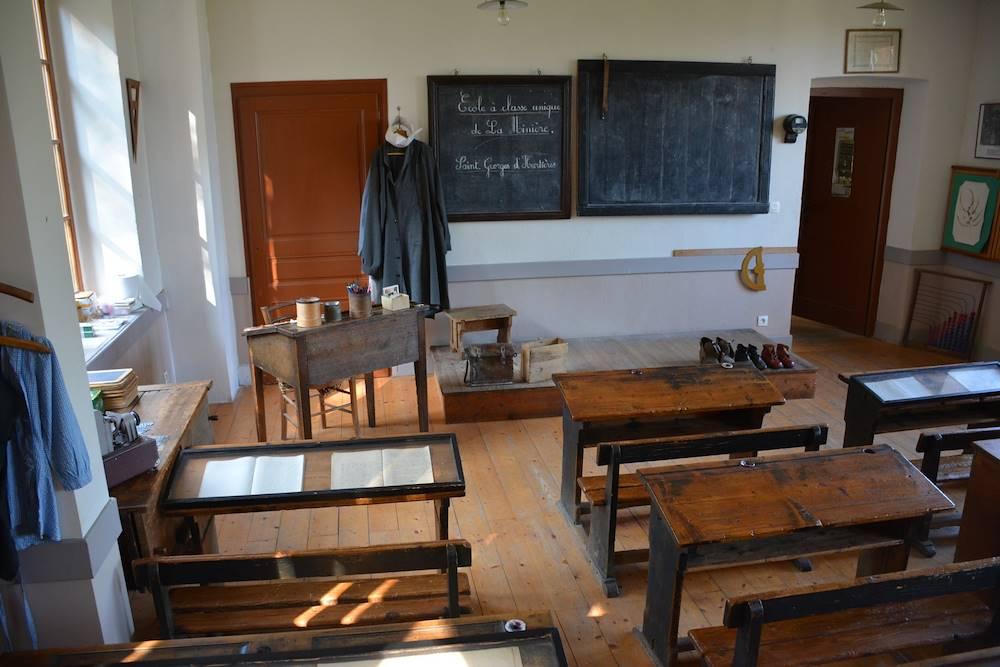 L'ancienne école de la Minière © OT Porte de Maurienne