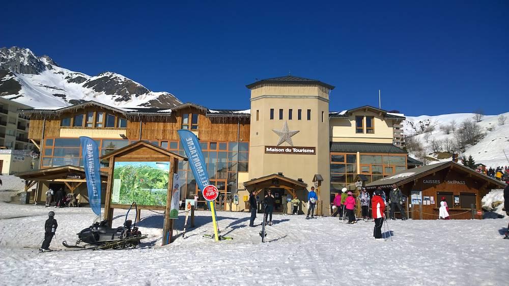 Office de Tourisme de Saint-François Longchamp © OTSFL