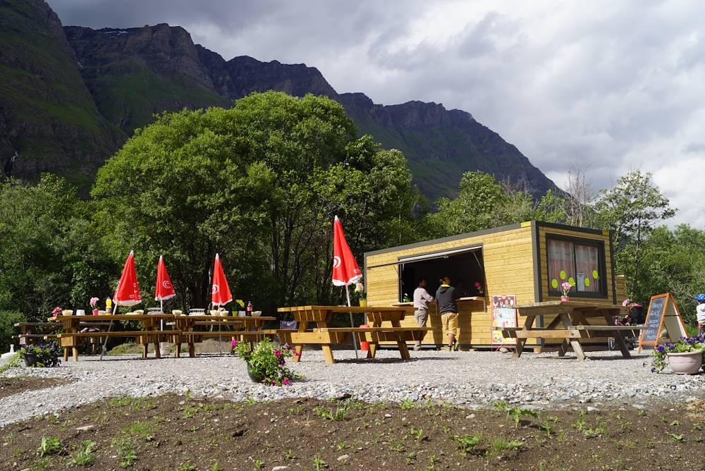 ludi-snack-bessans © Office de Tourisme de Haute Maurienne Vanoise