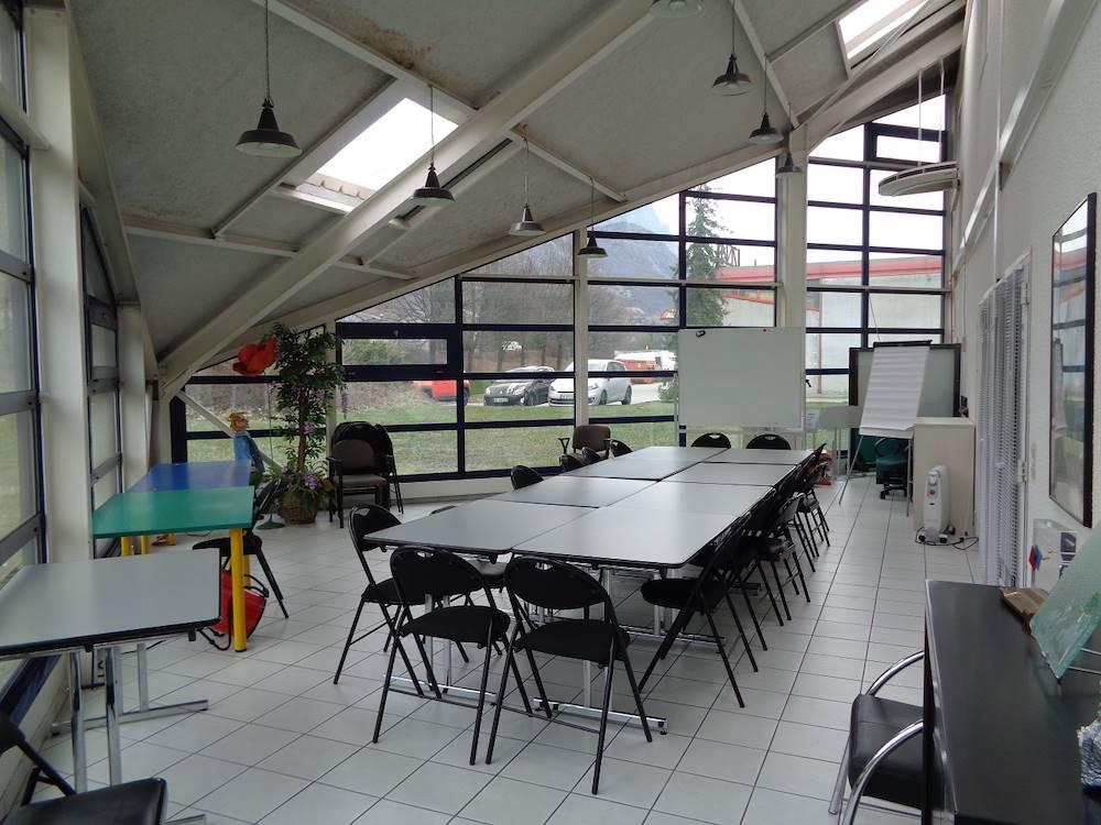 Salle de réunion © Communauté de Communes Cœur de Maurienne Arvan
