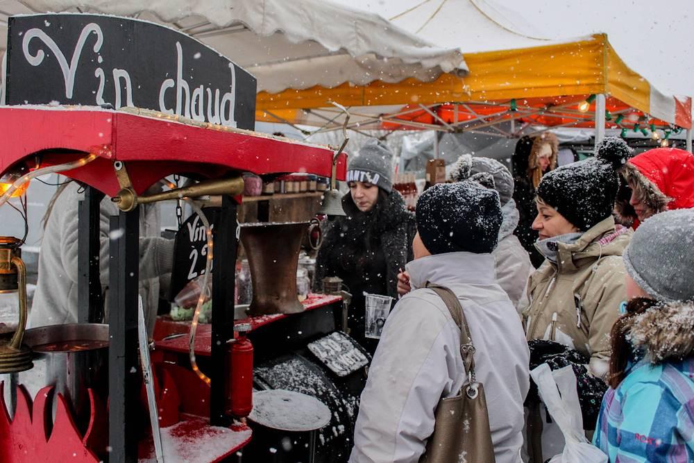 Marché Saint Jean d'Arves - Les Sybelles ©