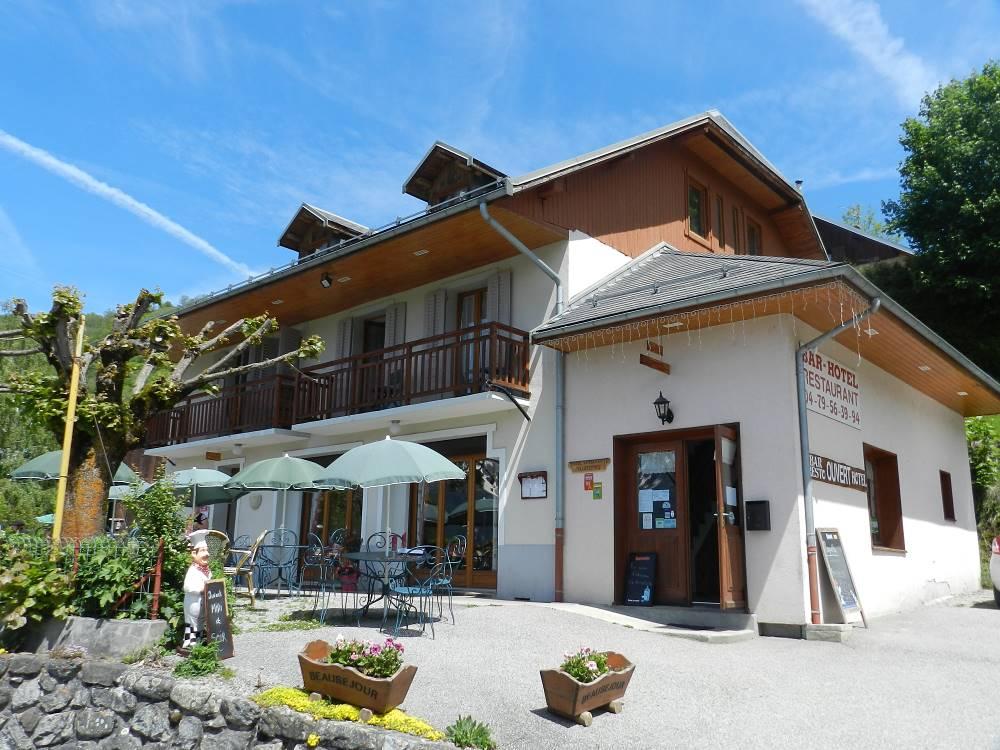 Hôtel Restaurant Le Beauséjour © Hôtel Restaurant Le Beauséjour