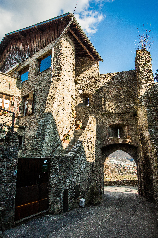 Porte de Savoie - Conflans © ©Pierre Morel