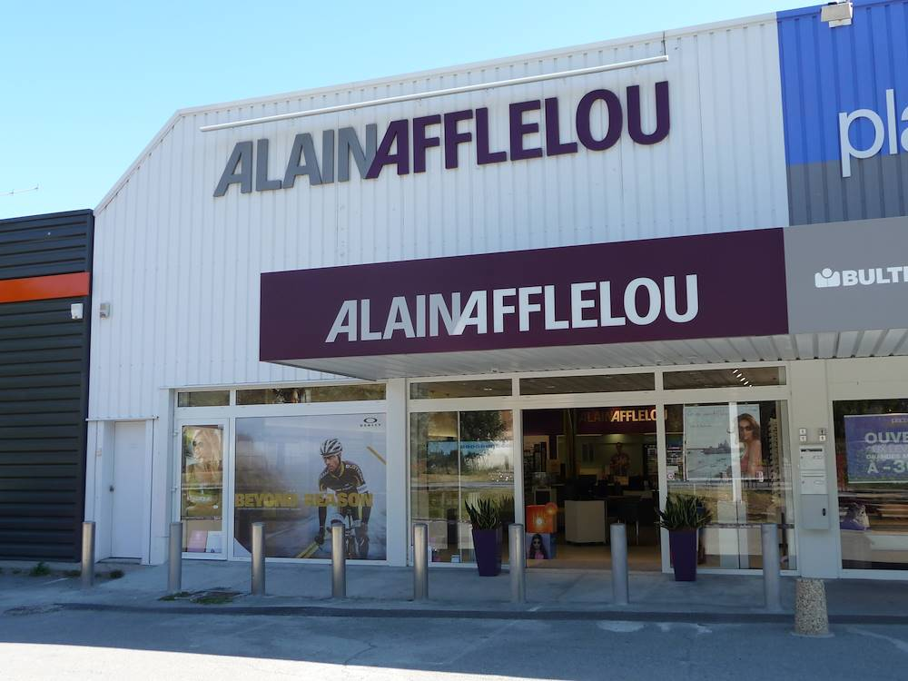 Alain Afflelou Saint-Jean-de-Maurienne ©