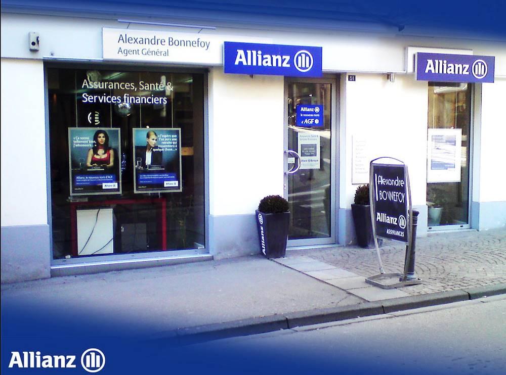 Allianz - Alexandre Bonnefoy Assurances ©