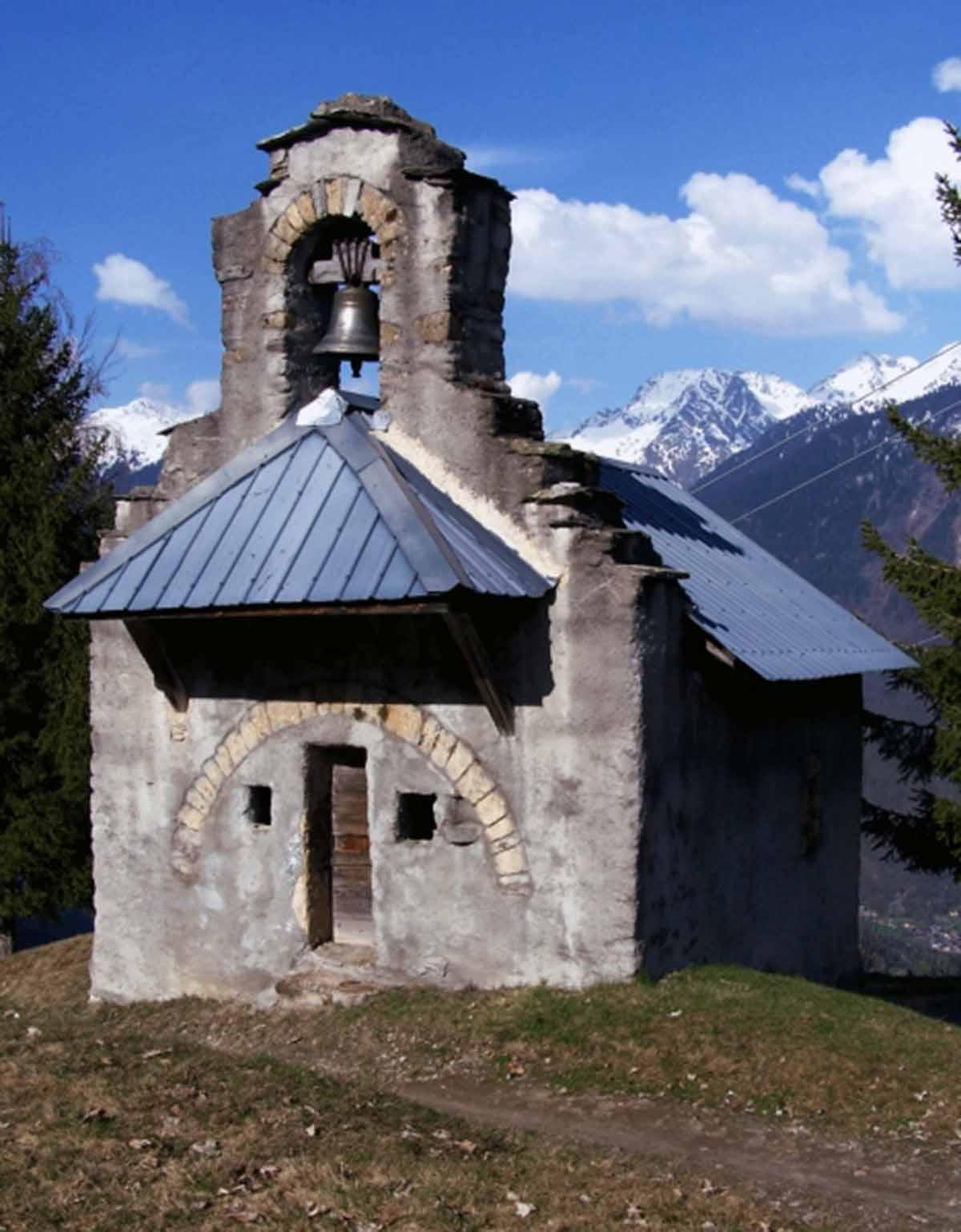 Chapelle de Monslacon © Mairie de Saint-Paul-sur-Isère