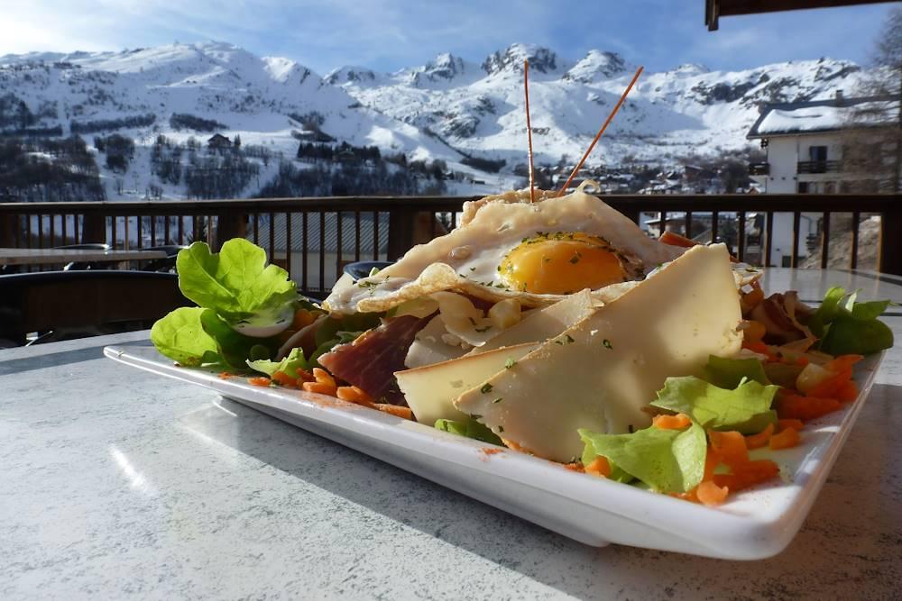 Chez Nath - salade © Chez Nath