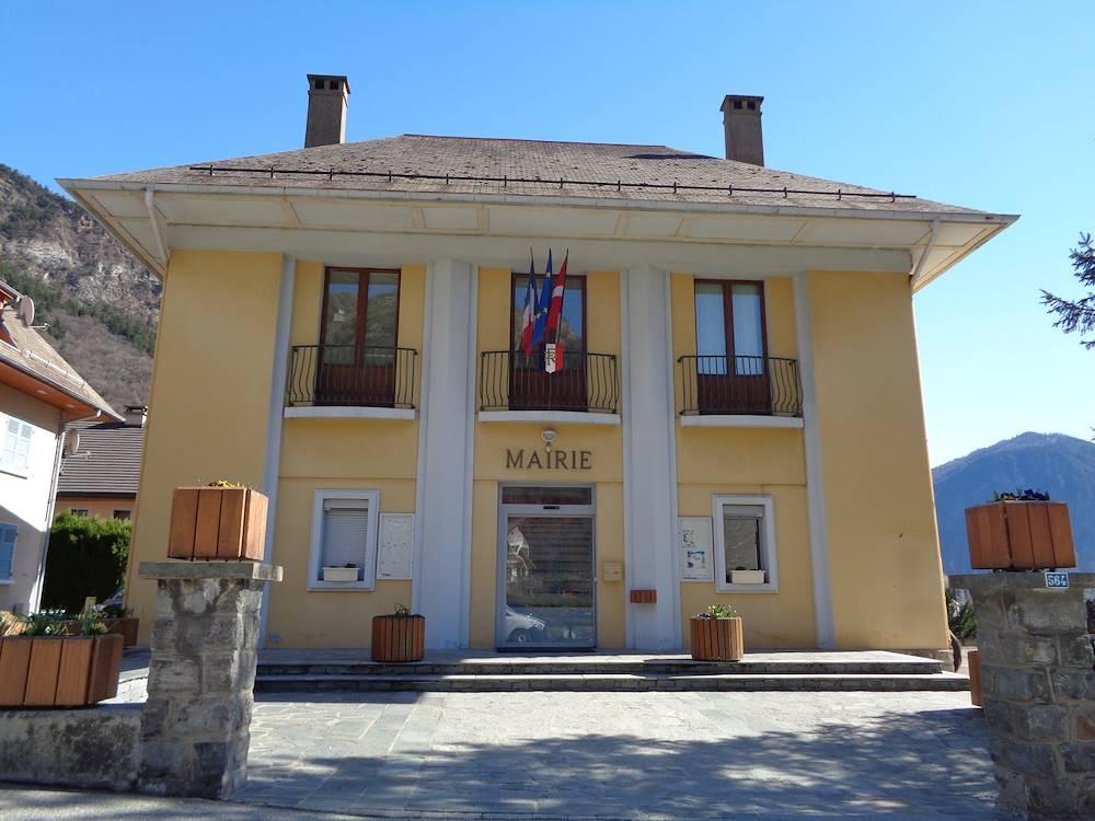 Mairie d'Hermillon © Communauté de Communes Cœur de Maurienne Arvan