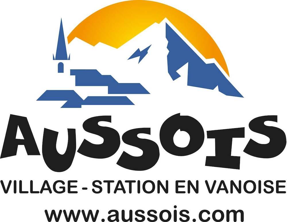 Logo officiel station Aussois © MO. OT AUSSOIS