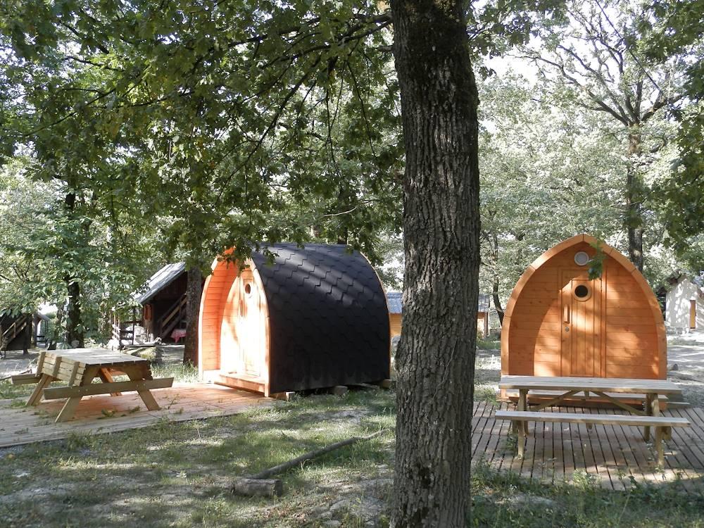 Camping le Bois Joli ext1 © Grégory CHEVALLIER