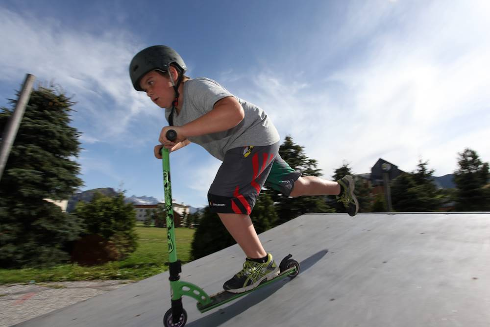 skate park © clic-clac photo