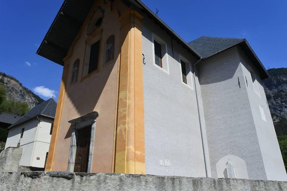 Eglise de Montvernier © Communauté de Communes Cœur de Maurienne Arvan