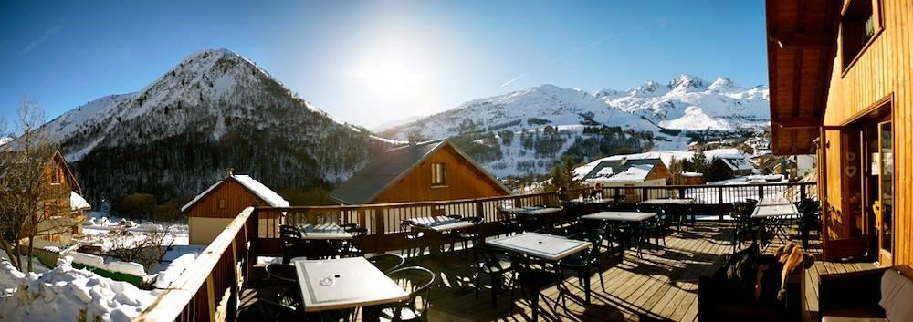 Chez Nath - terrasse © Chez Nath