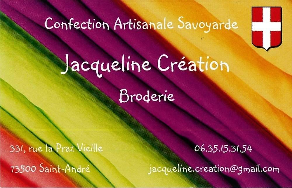 Jacqueline creation © Micolas Jacqueline