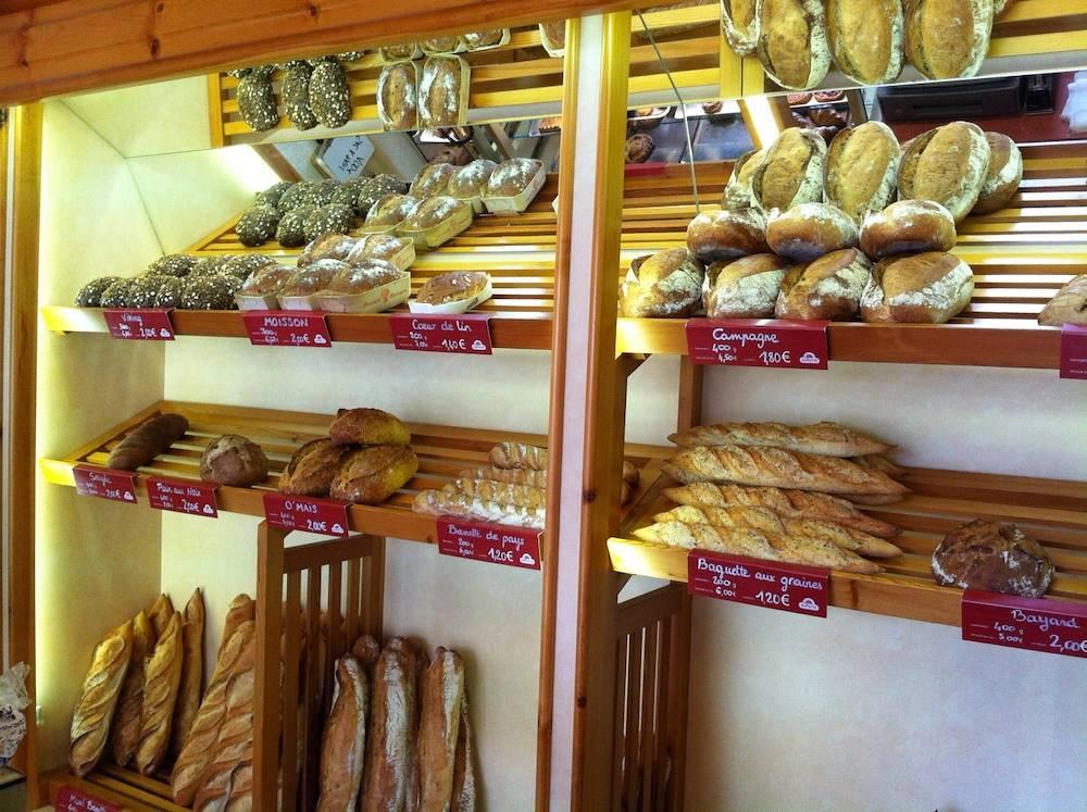 Boulangerie Le Petit Four ©