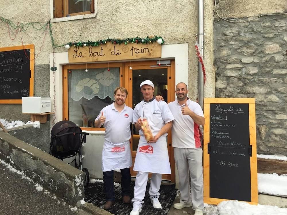 aussois-boulangerie-bout-de-pain ©