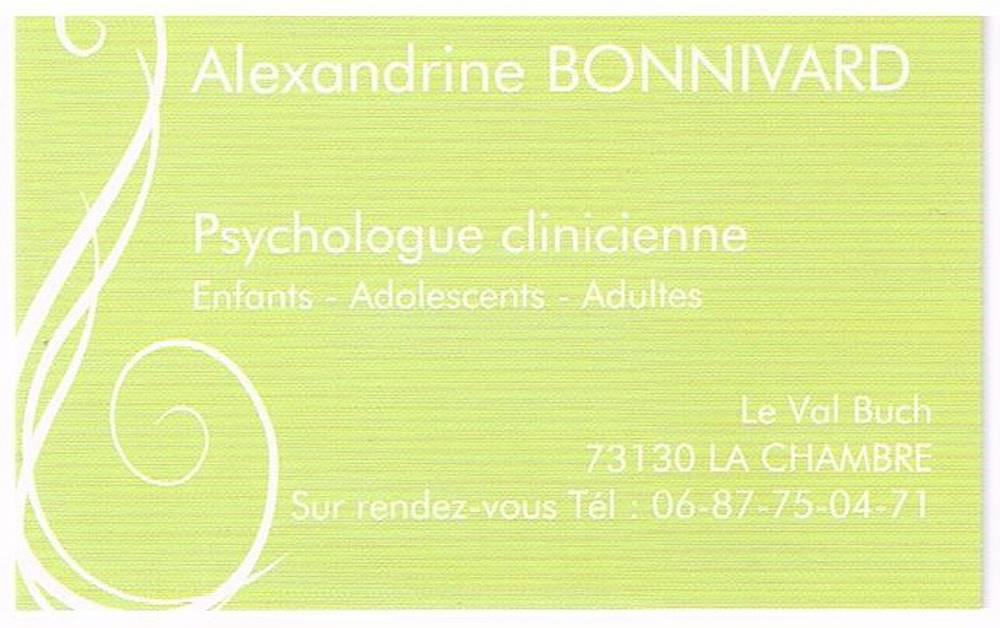 Cabinet Psychologie Bonnivard © Cabinet Psychologie Bonnivard