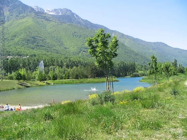 Base de loisirs du lac bleu saint jean de maurienne - Office de tourisme st jean de maurienne ...