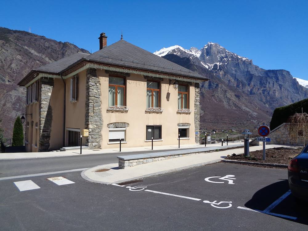 Mairie de Villargondran © Communauté de Communes Cœur de Maurienne Arvan