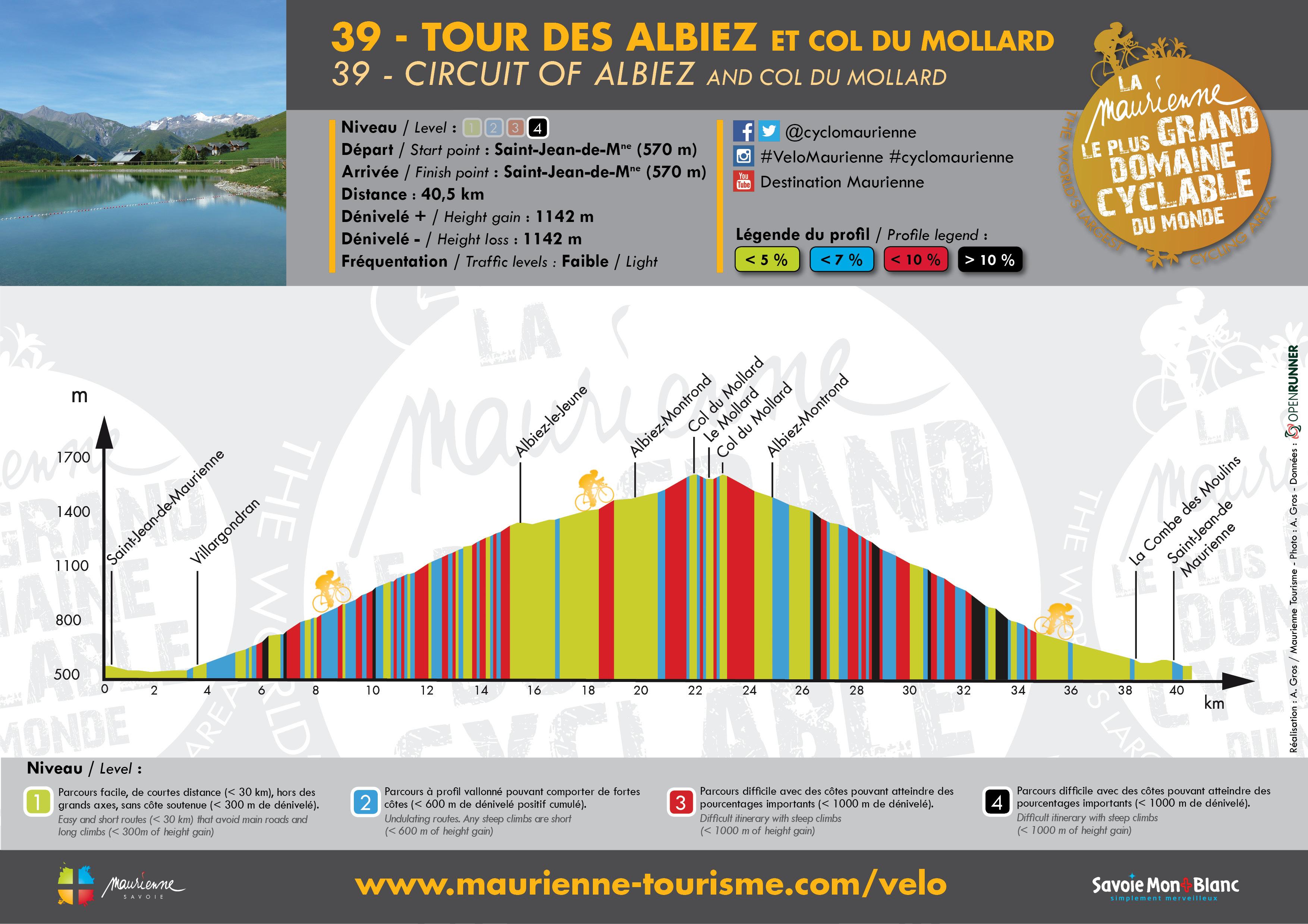 39 tour des albiez saint jean de maurienne - Office du tourisme saint jean de maurienne ...