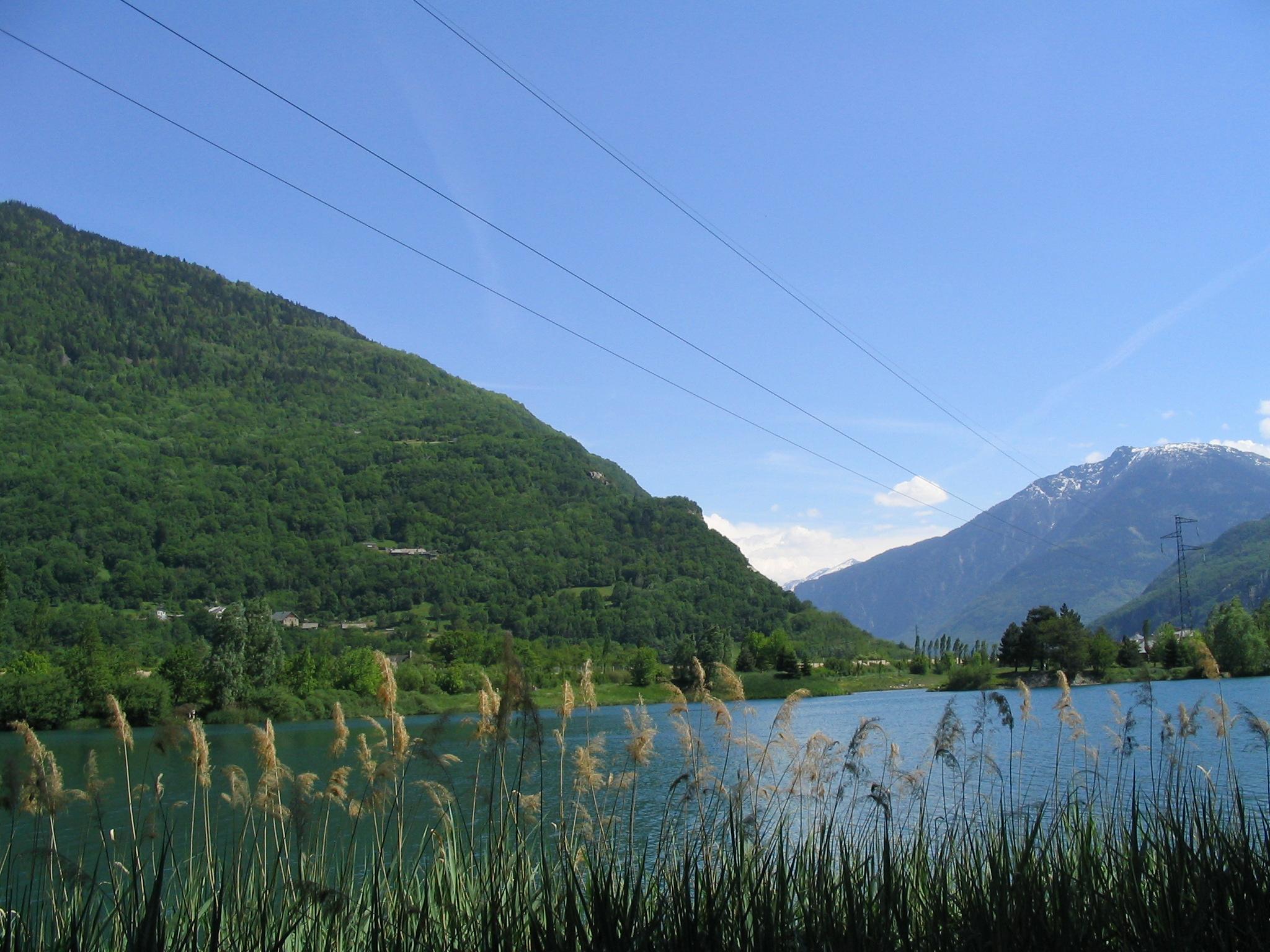 Lac Bleu St Rémy de Maurienne © Mairie St Rémy de Maurienne