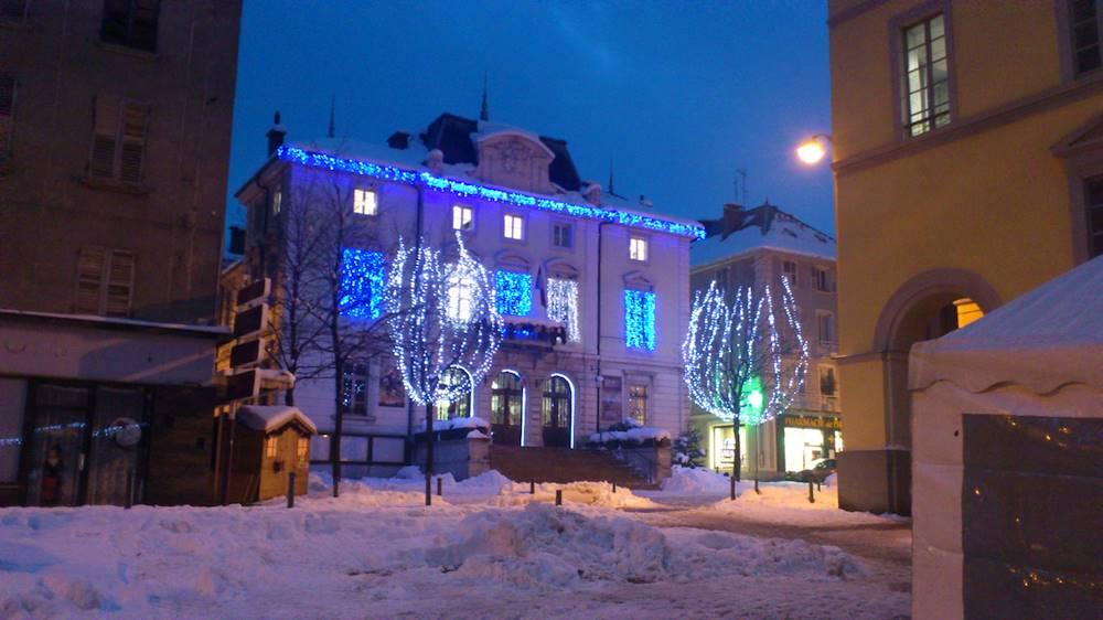 Hotel de ville Saint-Jean-de-Maurienne © Mairie de Saint-Jean-de-Maurienne