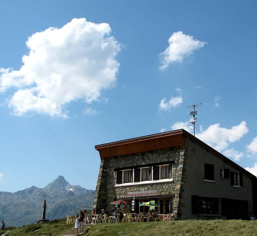 Col de la Croix de Fer © Alexandre Gros / Maurienne Tourisme