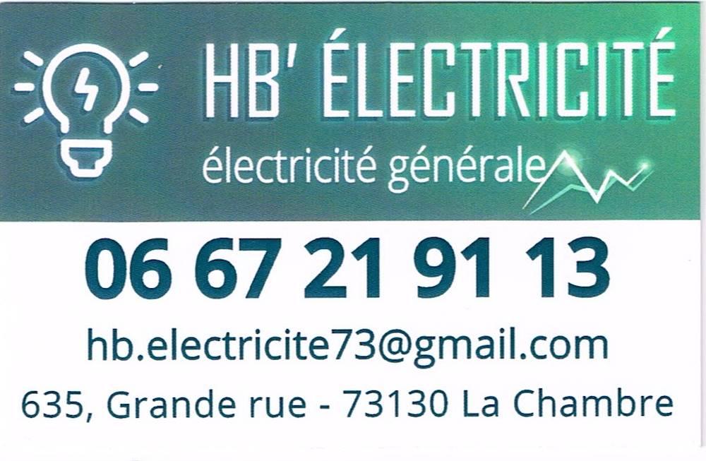 HB Electricité © Hakan BEKTAS