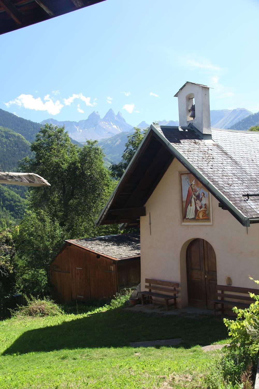 chapelle de La Bise © OT La Toussuire