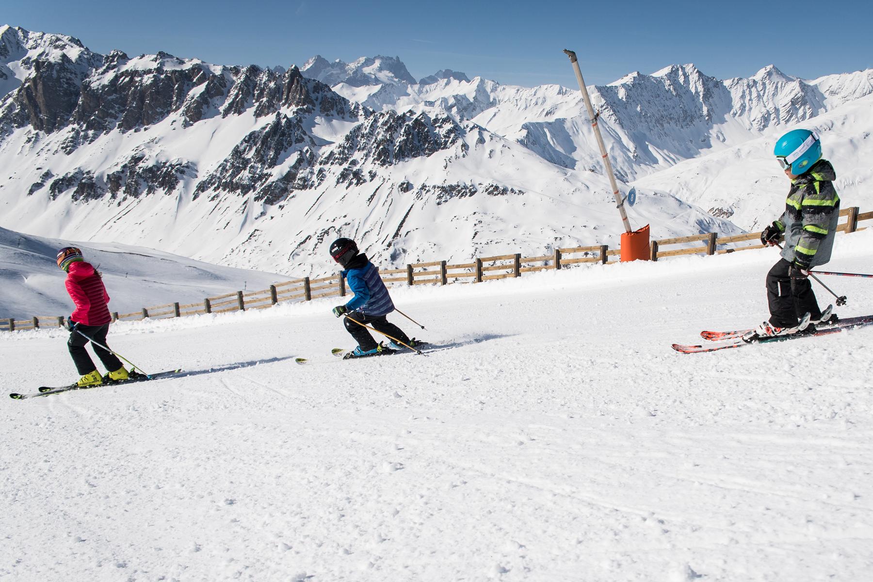 Valloire - La montagne aux enfants © Alban Pernet / Valloire Tourisme