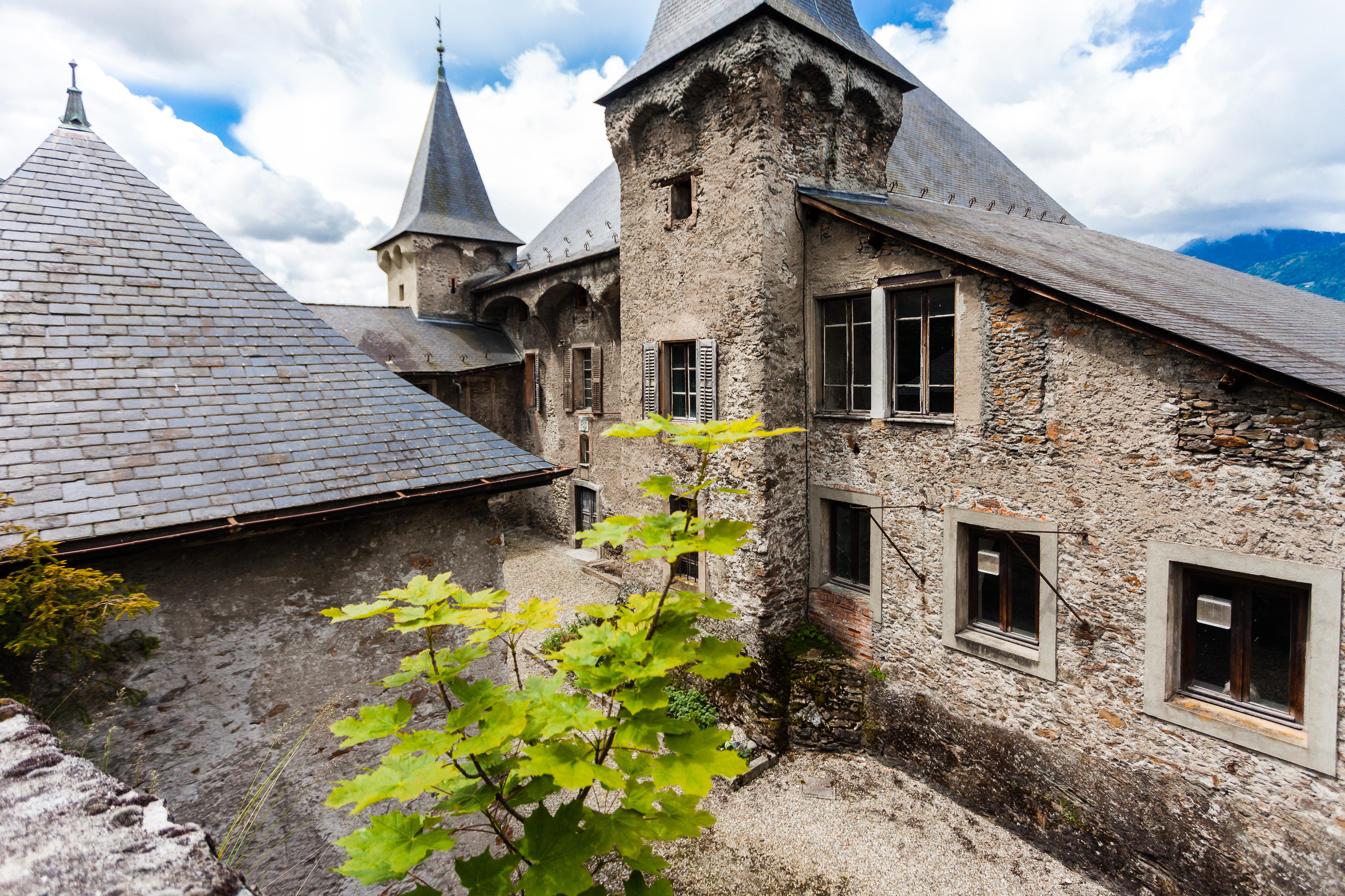 Château Manuel de Locatel © Pierre Morel
