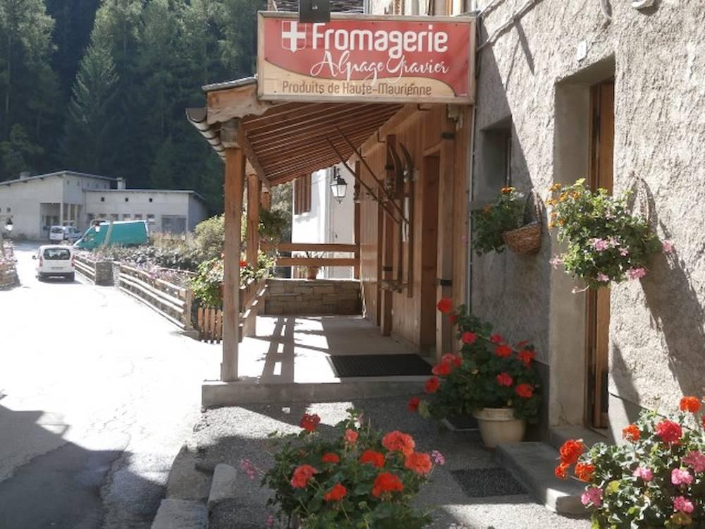 val-cenis-alpage-gravier © Office de tourisme de Haute Maurienne Vanoise - Ingrid Pauwels Etiévant