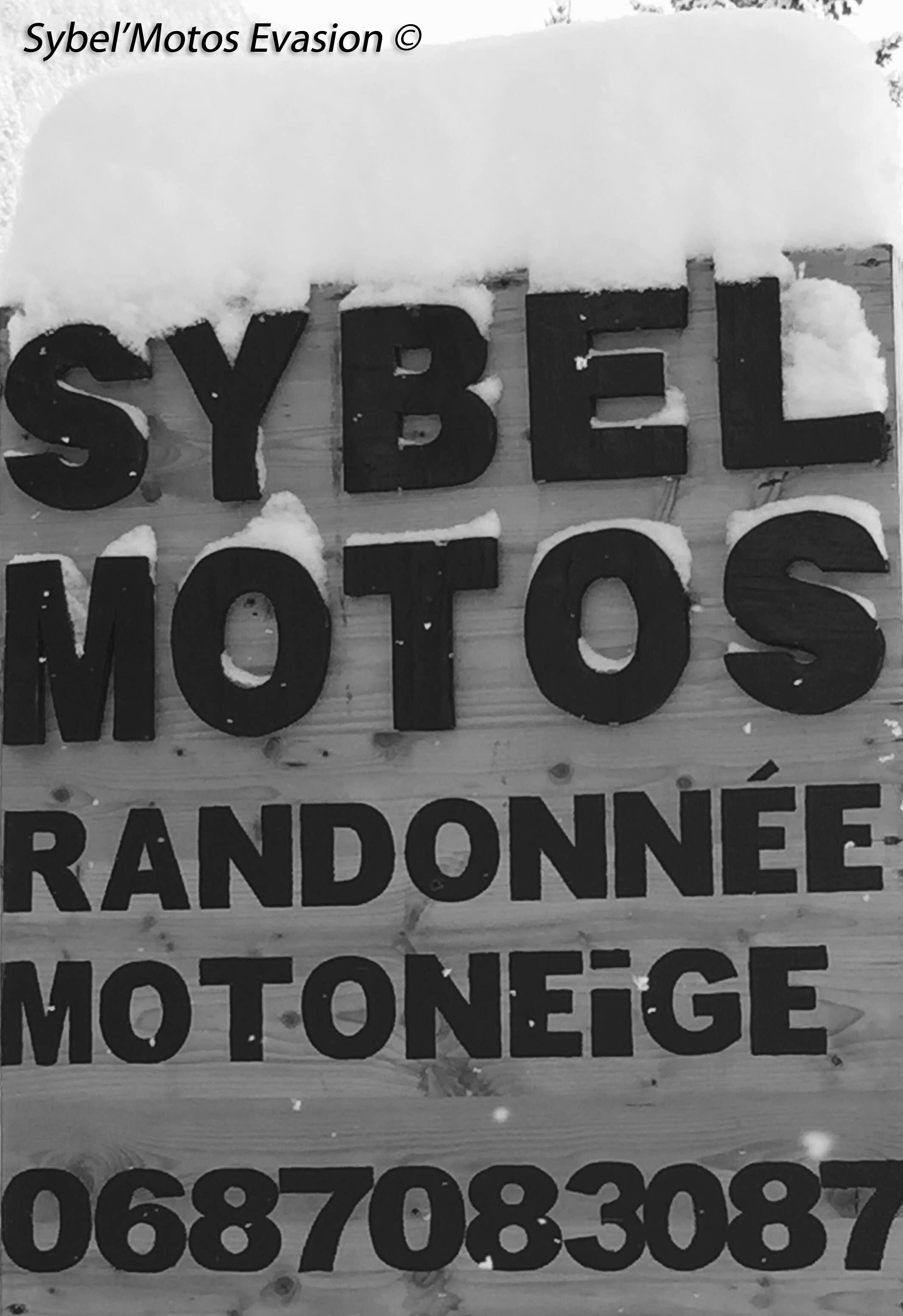 Sybel'Moto Evasion - Saint Sorlin d'Arves - Sybelles © © Sybel'Motos Evasion