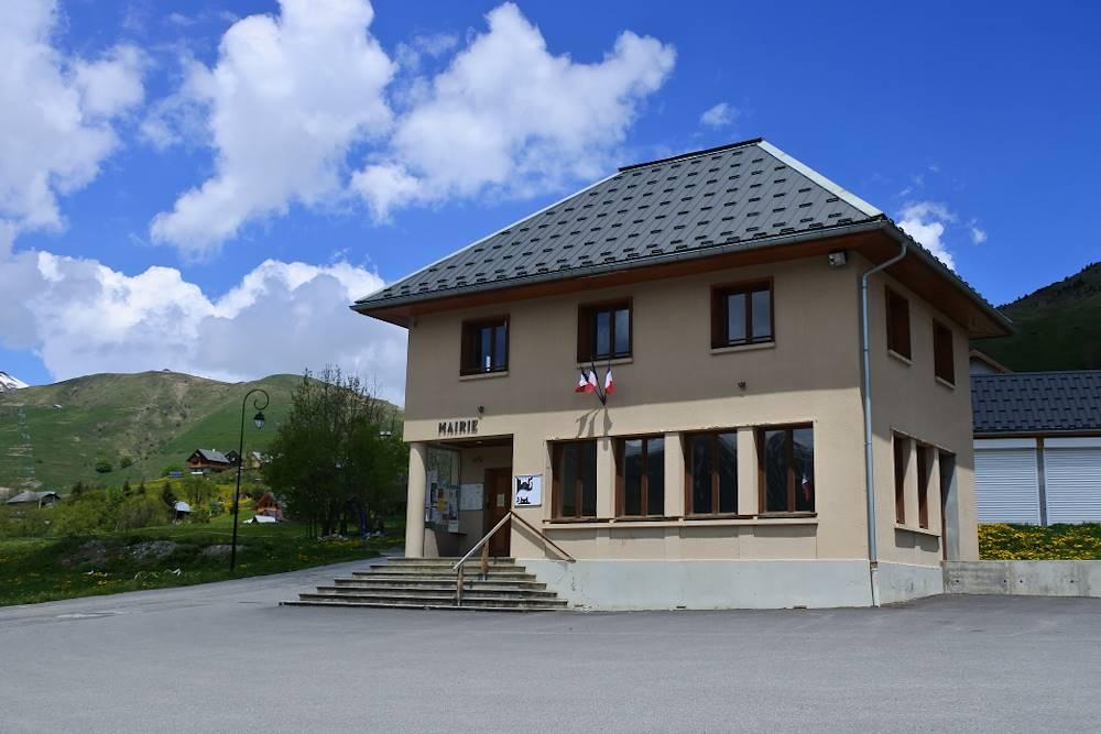 Mairie de Saint-Jean-d'Arves © Communauté de Communes Cœur de Maurienne Arvan