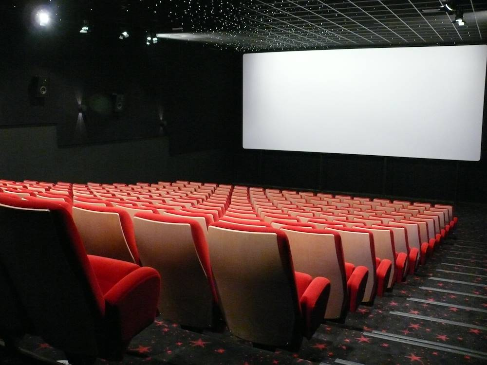 Cinéma © Yam photo