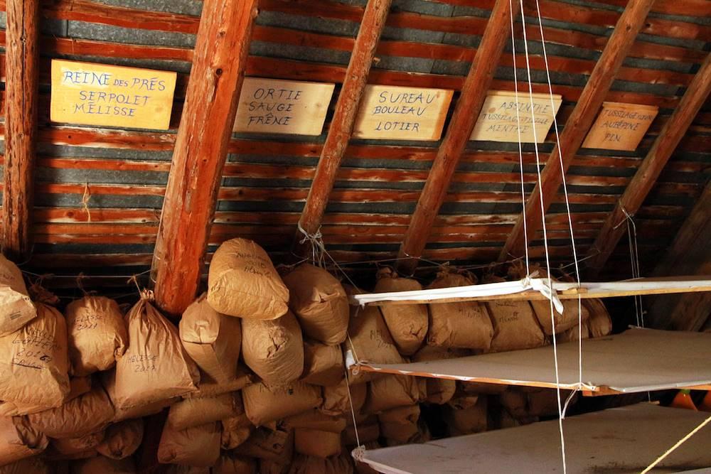 Infusion des Arves © Office de Tourisme SJA