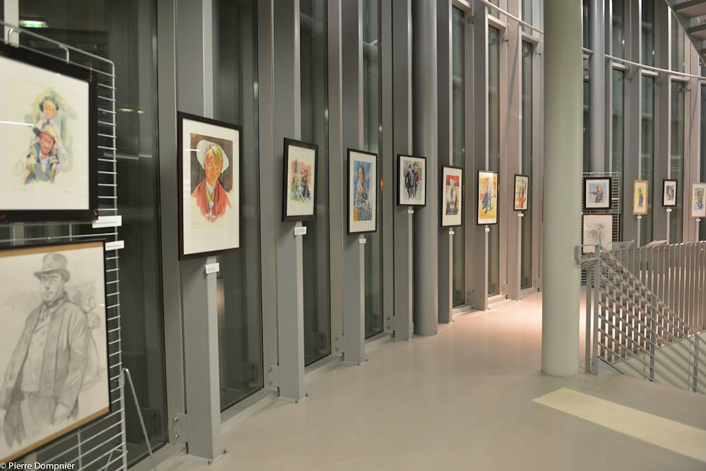 Hall Exposition © P. Dompnier