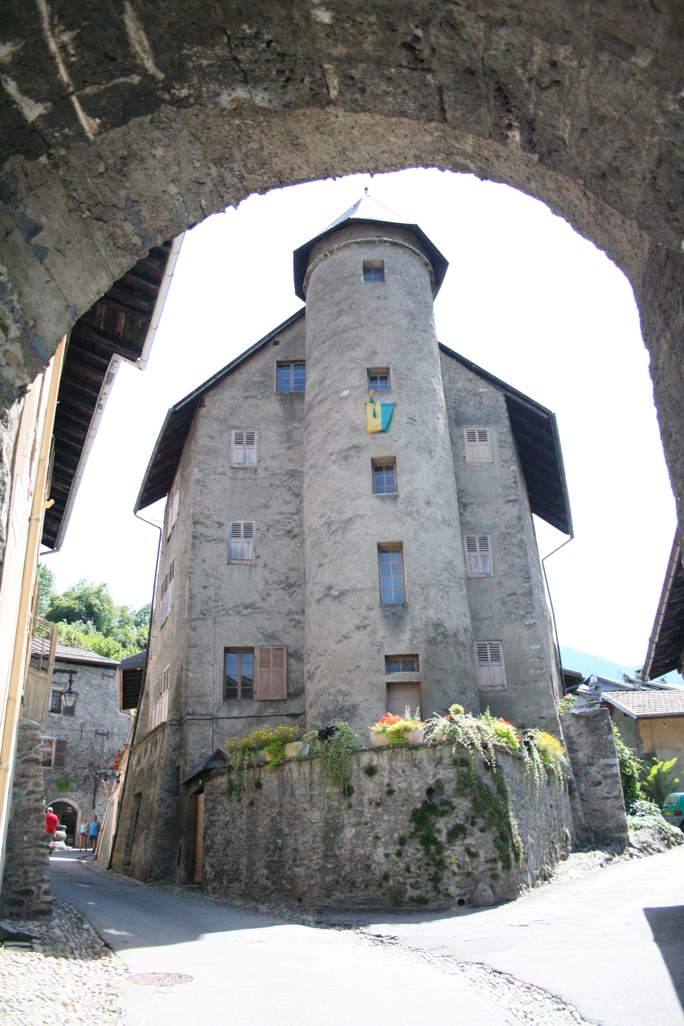 Tour et Maison Ramus © Ville d'Albertville