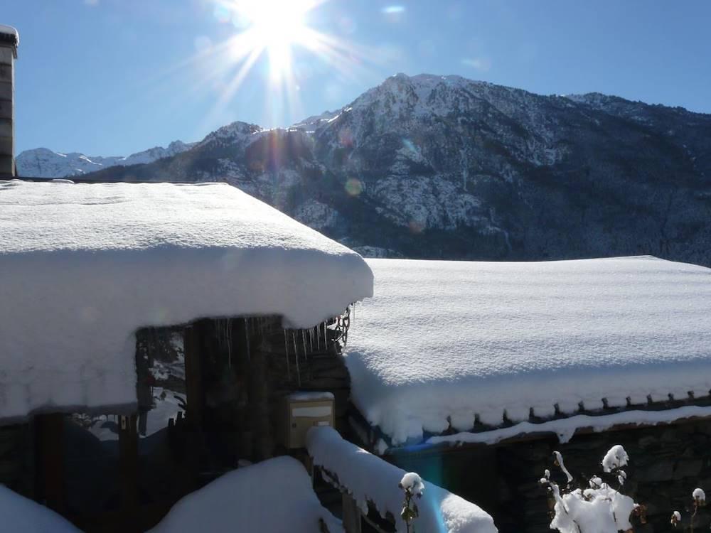 hébergements hiver © OT Orelle
