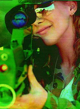Laser Game © Christian Berod