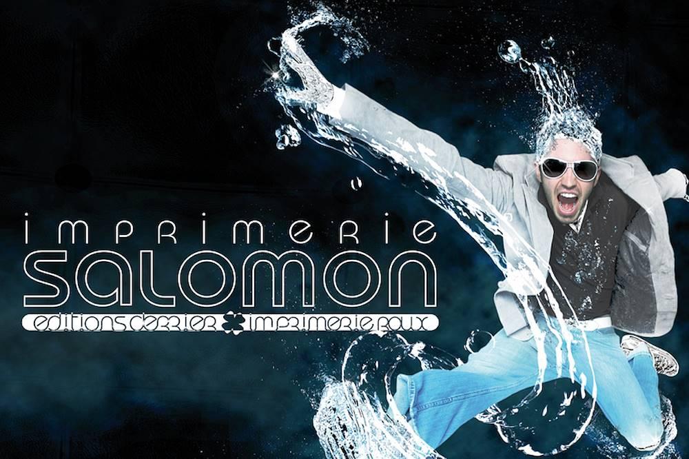 Imprimerie Salomon Saint-Jean-de-Maurienne ©